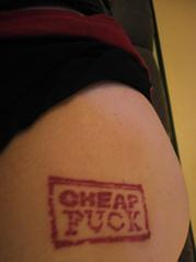 cheapfuck